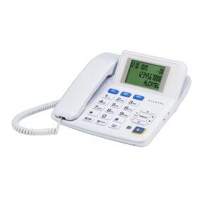 Alcatel TMAX Téléphones Bibloc Ecran Blanc - Publicité