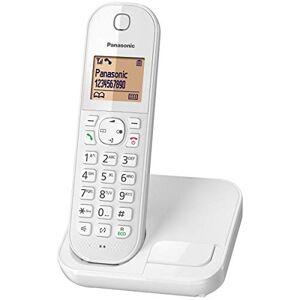 Panasonic KX-TGC410 Téléphone sans Fil Dect Blanc [Version Franaise] - Publicité