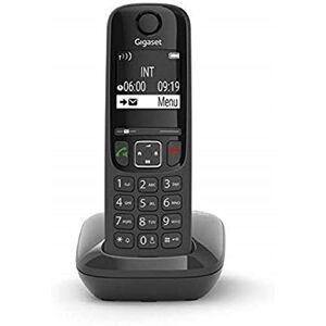 Siemens AS690 Téléphone fixe sans fil Noir - Publicité