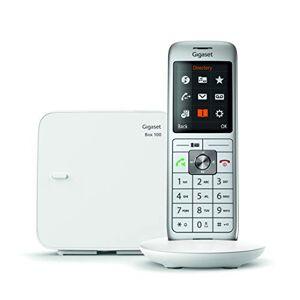 Siemens CL660 Solo Téléphone Fixe Sans Fil 1 Combiné Blanc - Publicité