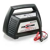 Ansmann Chargeur automatique pour batteries au plomb ANSMANN ALCT 6-24/10 / polyvalent pour batteries de 6V, 12V & 24V / vendu avec pinces crocodile