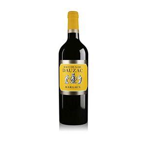 Château Dauzac BACCHUS DE DAUZAC AOC Margaux Grand Vin Rouge du Medoc Vin 100% Vegan Grand Cru Classé en 1855-1 Bouteille 0,75 L - Publicité
