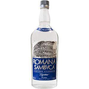 Romana Extra Sambuca 70 cl - Publicité