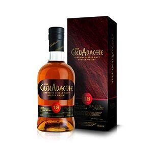 Glenallachie Dunkle Bronze Single Malt Scotch Whisky 18 Ans 0.7 L - Publicité