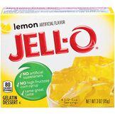 Jell-O Jello Gelée Goût Citron 80 g - Lot de 6