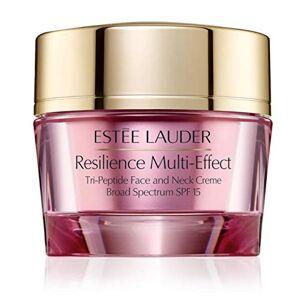 Estee Lauder Resilience Multi-Effect Crme Tri-Peptide visage et cou 50ml - Publicité
