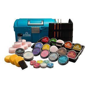 PARTY DISCOUNT Eulenspiegel 299531 Coffret à Maquillage 40,8 x 22,4 x 21,8 cm - Publicité