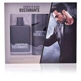 Bustamante David Bustamante Essence Black edt spray 100ml 2pièces