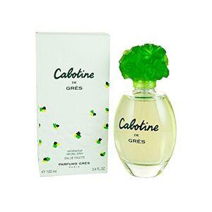 Gres Parfums Cabotine Eau de toilette Vaporisateur 100 ml - Publicité