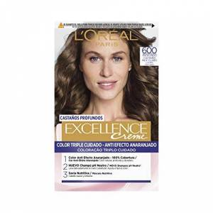 L'Oréal Professionnel Excellence Brunette teinture 600 True Dark Blonde