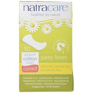 Natracare Organic Curved Panty Liners 30 pcs - Publicité