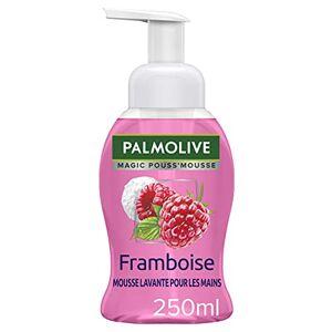Palmolive Savon Liquide Pouss'Mousse Magique Framboise 250 ml - Publicité
