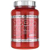 Scitec Nutrition PROTÉINE 100% Whey Protein Professional, vanille à teneur réduite en sucre, 920 g
