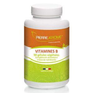 Pierre Jérôme Vitamines B 90 Gélules Végétales - Publicité