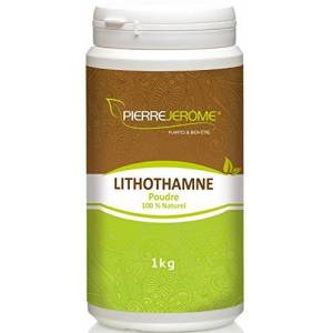 Pierre Jérôme Lithothamne en Poudre 1 kg - Publicité