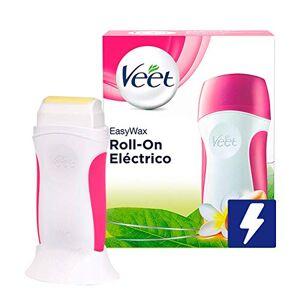Veet Easy Wax Roll-On Eléctrico Kit Cire Dépilatoire - Publicité