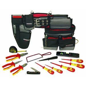 C.K 595001 Ceinture porte-outils d'électricien garnie - Publicité