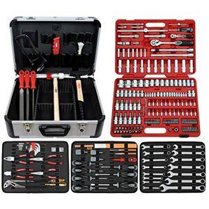 Famex Werkzeuge Famex 716-21 Coffre  outils comprenant 174 pices essentielles pour mécanicien - Publicité