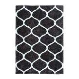 Lalee Tapis De Décoration Polyester, Marron, 160x230cm