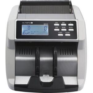 Olympia NC 570 Banknote counting machine Noir, Gris Compteuses de pices et de billets (325 mm, 244 mm, 154 mm, 5 kg, 325 x 244 x 154 mm, Secteur) - Publicité