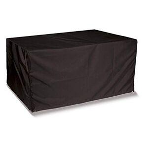 Bosmere D560 Storm Black Housse pour Table de Jardin de 8 Places Rectangulaire Noir 196 x 114 x 71 cm - Publicité