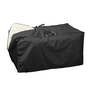 Bosmere D580 Storm Black Housse de Rangement pour Coussin Noir 90 x 56 x 46 cm - Publicité