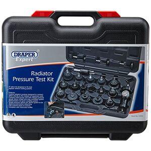 Draper 14455 Kit test de pression de radiateur (Import Grande Bretagne) - Publicité