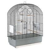 Ferplast Viola Cage à Oiseaux Noir 59 x 33 x 80 cm