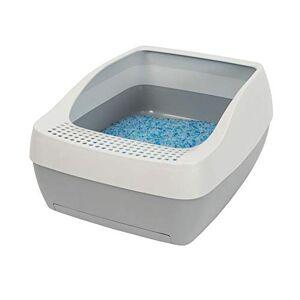 PetSafe Système de litière pour chat Cristal Deluxe  des fabricants des systèmes de litière Autonettoyantes ScoopFree pour chat - Publicité