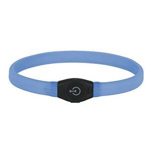 Kerbl Maxi Safe Collier LED pour Chien Bleu 60 cm - Publicité