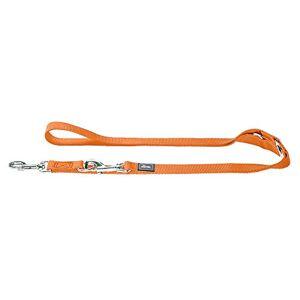 HUNTER Laisse de Dressage en Nylon de Corde, 15/200, Taille M, Orange - Publicité