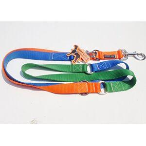 Smart Dog Laisse de Dressage pour Chien 4 Anneaux Multicolore Taille S - Publicité