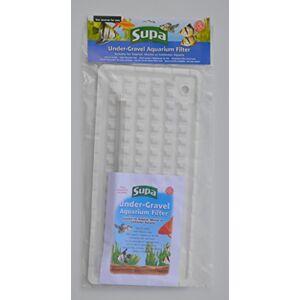 Supa Filtre pour Aquarium sous Gravier 58 x 28 cm Convient aux Aquariums tropicaux, Marins ou d'eau Froide Fabriqué au Royaume-Uni - Publicité