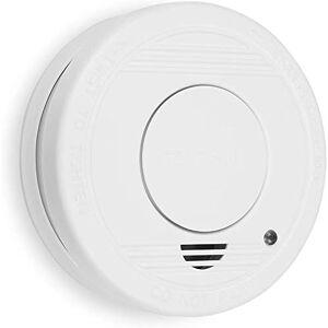 Smartwares 10.044.62 Détecteur de fumée RM250 – Pile 1 an – Bouton de Test – 85 DB, Blanc, 4 - Publicité