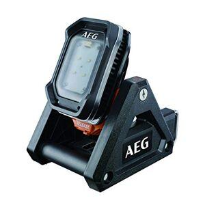 AEG BFL18X-0 Projecteur de chantier  LED sans fil 12 V avec fonction variateur d'intensité 1200 lm Tte d'éclairage amovible sans batterie - Publicité