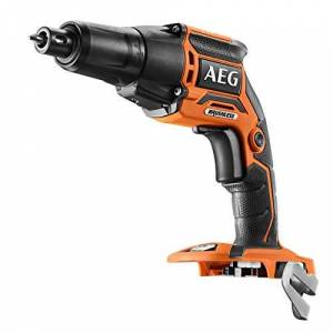 AEG 4935459621 Tournevis pour plaques de pltre 18 V sans balais sans batterie ni chargeur - Publicité