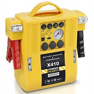 PowerPlus POWX410 Démarreur  batterie/multifonction - Publicité