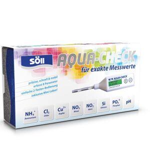 Sll Aqua-Check 15165 Appareil de mesure numérique pour aquariums et bassins de jardin - Publicité