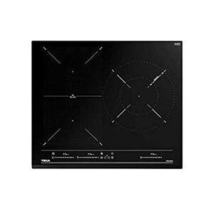 Teka Plaque  induction Flex de 60 cm avec 4 zones avec fonctions directes 5 x 60 x 51 Noir IZF 65320 BK MSP - Publicité