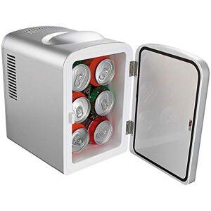 Rosenstein & Shne Mini réfrigérateur 2 en 1 avec prise 12/230 V Gris [] - Publicité