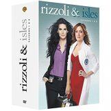 Warner Bros. Rizzoli & Isles - Saisons 1 à 6 - Coffret DVD