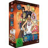 AV Visionen GmbH One Piece - Box 10: Season 9 (Episoden 295-325) [6 DVDs] [Import allemand]