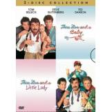 Disney Three Men and A Baby / Three Men and A Little Lady [Import anglais]