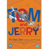 WARNER HOME VIDEO Tom and Jerry Chuck Jones Collection [Import]