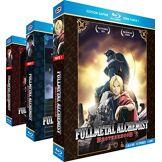 Dybex Fullmetal Alchemist: Brotherhood - Intégrale + OAVs -Edition Saphir - [9 Blu-ray] +Livrets