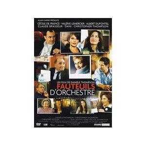 Fauteuils d'orchestre - Publicité