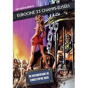 Eurociné 33 Champs-Elysées - Publicité