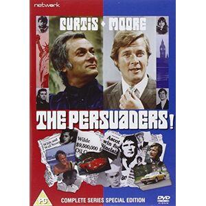 Persuaders: The Complete Series-[ITV] -[] -[DVD] [Import] - Publicité