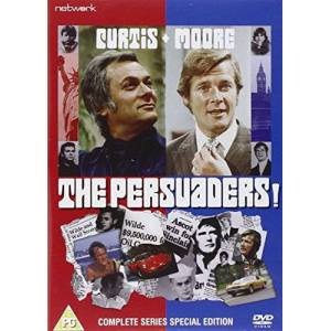 Persuaders: The Complete Series-[ITV] -[] -[DVD] [Import] - Publicité