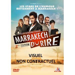 Marrakech du rire-2me édition - Publicité